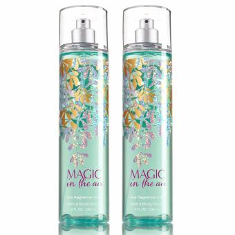 Bath and Body Works Magic In The Air Fine Fragrance Mist 236ml (Lot of 2) Price Philippines