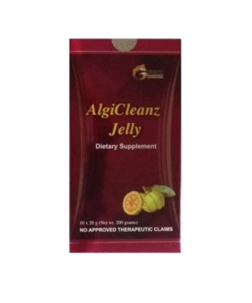 AUTHENTIC Algicleanz Jelly-Garcinia Cambogia in a Jelly Lose Weight Price Philippines