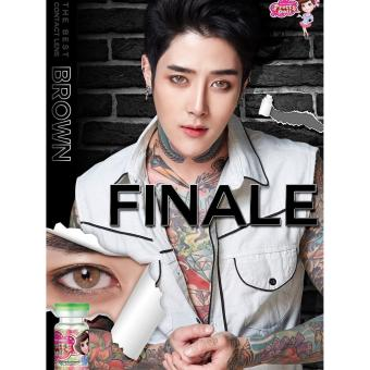 Harga Finale Brown by Pretty Doll