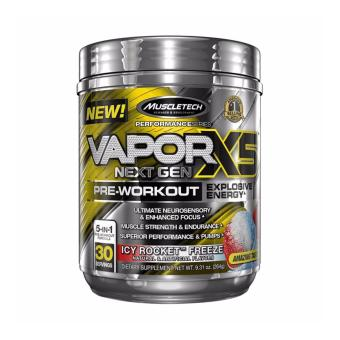 Muscletech Vapor X5 30 Serve Icy Rocket Price Philippines