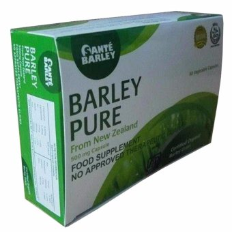 Santé Barley Pure New Zealand (500mg/60 Capsules) Price Philippines