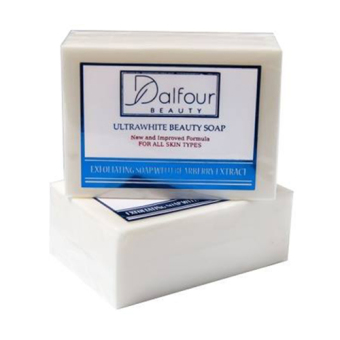 Dalfour Beauty Ultrawhite Whitening Beauty Soap, Pack of 1 Price Philippines