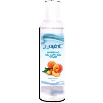 Harga Nisce Whitening and Oil Control Toner 100ml