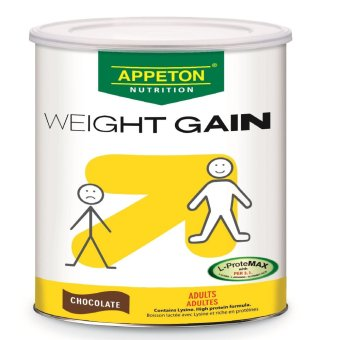 Harga Appeton Weight Gain Adult 450g (Chocolate)