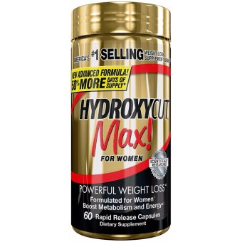 Hydroxycut Max! Made for Women Weight Loss, Enhanced Energy and Focus Bottle of 60s Price Philippines