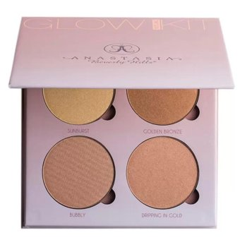 Anastasia Beverly Hills Glow Kit That Glow (Sunburst, Golden Bronze, Bubbly, Dripping in Gold) Price Philippines