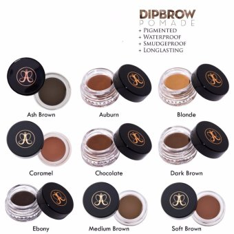 J&J DIPBROW Pomade Eyebrow (Ebony) Price Philippines