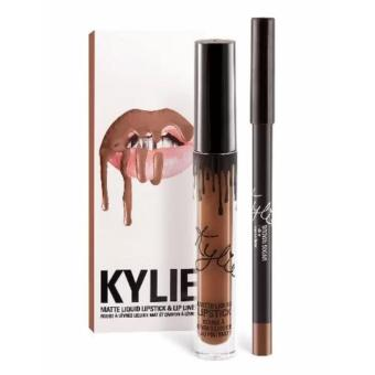 Kylie Cosmetics BROWN SUGAR Lip Kit Price Philippines
