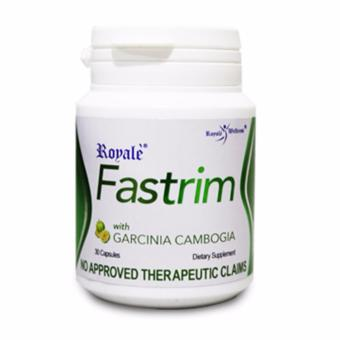 Royale Wellness Fastrim with Garcinia Cambogia 30 Capsules Price Philippines
