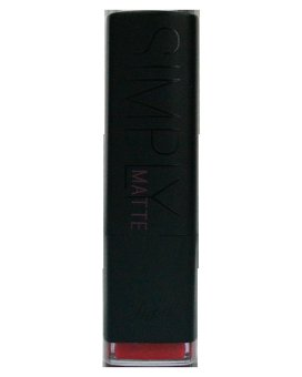 Detail Simply Matte Lipstick (Clumsy) 4.2 g Price Philippines