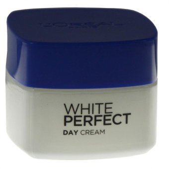 Harga L'Oreal Paris White Perfect Day Cream 50ml