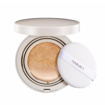 Naruko Taiwan Magnolia Brightening and Plumping Cushion Foundation EX SPF50 12g Price Philippines