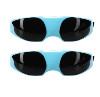 Eye Massager (Light Blue) Set of 2 Price Philippines