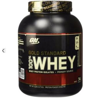 Optimum Nutrition 100% Whey Gold Standard Double Rich Chocolate 2.27kg Price Philippines
