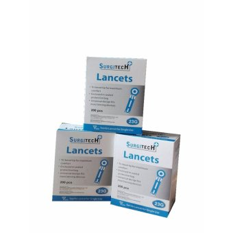 Blood Lancet 600's Price Philippines