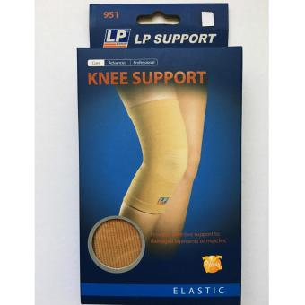 Harga LP Support Core Knee Support 951 Elastic Large