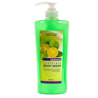Harga BODY TREATS BODY WASH CALAMANSI