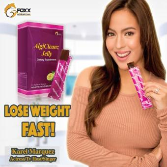 AlgiCleanz Jelly-Garcinia Cambogia in a Jelly Lose Weight in 10 days Price Philippines