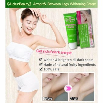 Aichun Beauty For Armpit And Between Legs Whitening Cream 50g Price Philippines
