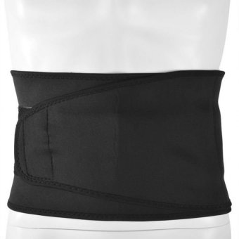 Belly Burner Weight Loss Belt- (Black) Price Philippines