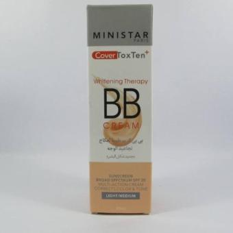 Harga Beauty Paris BB Cream Whitening Therapy
