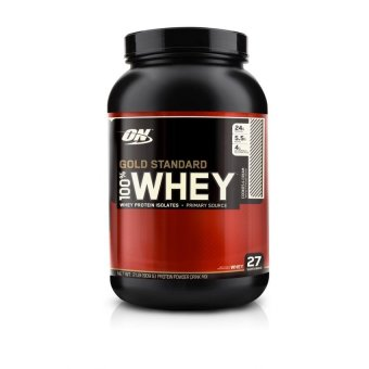 Harga Optimum Nutrition Gold Standard 100% Whey 2lbs (Cookies and Cream)