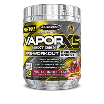 Muscletech Vapor X5 30 Serve Fruit Punch Price Philippines
