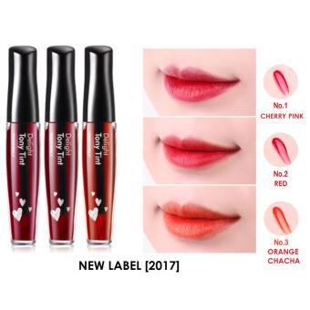 Tony Moly Lip Tint Delight 02 (Red) Price Philippines