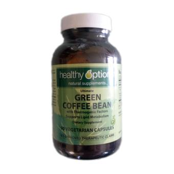 Harga Healthy Options Ultimate Green Coffee Bean 90 Capsules