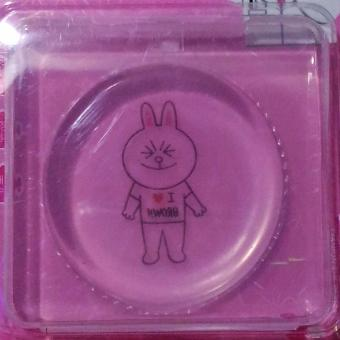 Harga Silicone Sponge with Container (Bunny)