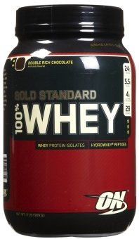 Harga Optimum Nutrition Gold Standard 100% Whey Protein 2lbs (Chocolate)