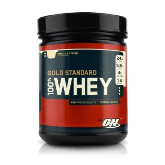 Optimum Nutrition Gold Standard 100% Whey 1lb (Vanilla Ice Cream) Price Philippines