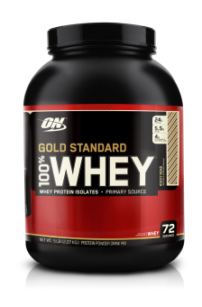 Harga Optimum Nutrition Gold Standard 100% Whey 5lbs (Rocky Road)