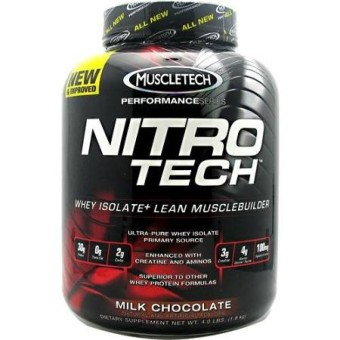 Muscletech Nitrotech Performance Series 4lbs Milk Chocolate Price Philippines
