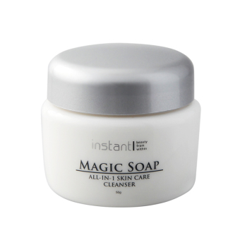 Harga Instant Magic Soap All-In-One Skin Care Cleanser 50g