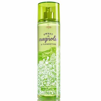 Bath and Body Works Sweet Magnolia & Clementine Fine Fragrance Mist 236ml Price Philippines