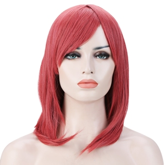 Harga Japanese Love Live Nishikino Maki Medium Short Anime Cosplay Wig
