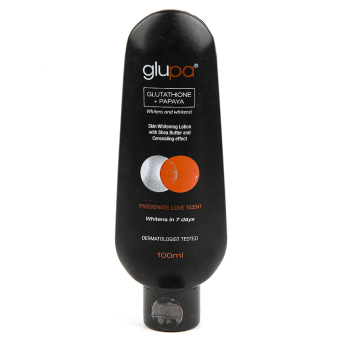 Glupa Gluta Plus Papaya Lotion 100ml Price Philippines
