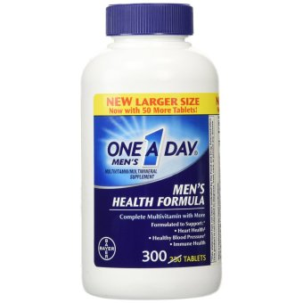 One A Day Men's Multivitamins, 300 Tablets Price Philippines