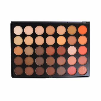 Morphe 35O - 35 COLOR NATURE GLOW EYESHADOW PALETTE Price Philippines