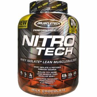 Muscletech Nitrotech Performance Series 4 lbs (Milk Chocolate Flavor) Price Philippines