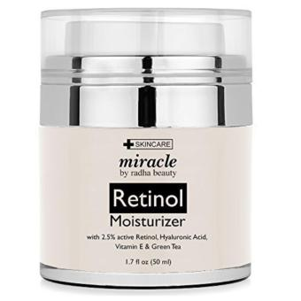 Harga Miracle Retinol Moisturizer for Face