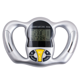 Harga Portable Hand held BMI Health Fat Analyzer Health Monitor