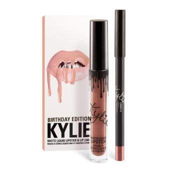 Harga Kylie Matte Liquid Lipstick and Lip Liner Set