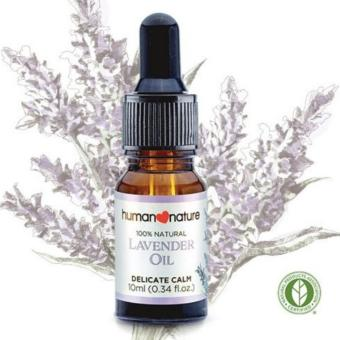 Harga Human Nature 100% Natural Lavender Oil 10ml