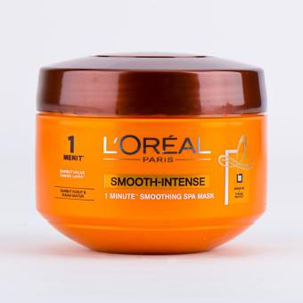 Harga L'oreal Paris Hair Mask Smooth 200ml