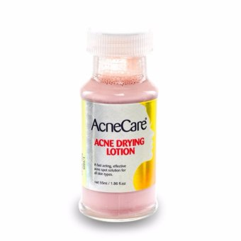 Harga Acne Care Acne Drying Lotion For All Skin Types 55ml