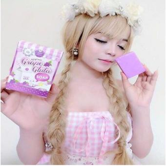 Harga Grape Gluta Soap by MaRin Skincare