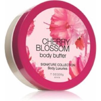 Harga Body Luxuries Cherry Blossom Body Butter 200g