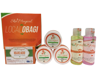 Harga Skin Magical Local Obagi Set